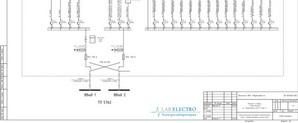 Однолинейная схема схема электроснабжения многоквартирного дома фото 56